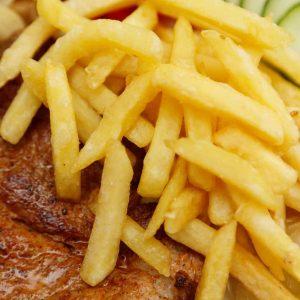 Démonstration avec dégustation culinaire Onglet à l'échalotte, salade folle et frites maison 15€ pp avec Cava offert