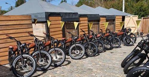 fatbike en écurie lieu dit 2020